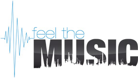 Logo Feel the Music